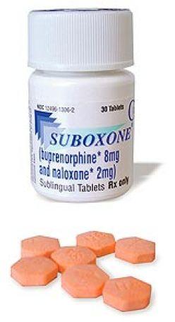 Suboxone Sublingual Tablet